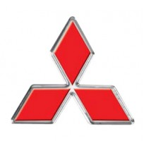 Mitsubishi Jant Kapağı Logosu
