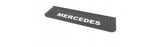 19x65 cm Kübik Desen Mercedes Kabartma Paçalık
