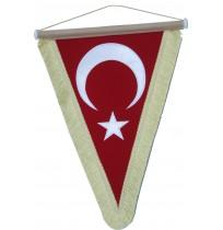 Kadife Türk Bayrağı