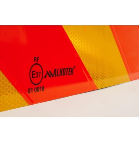 Kamyon Kasa Reflektörü E37 (Levhalı RF)