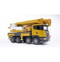 Scania R-Serisi Liebherr Vinçli Kamyon