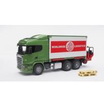 Scania R-Serisi Konteynır & Forklift