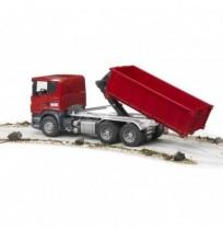 Scania R-Serisi Damperi Ayrılabilen Kamyon