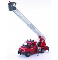 Mercedes Benz Sprinter Merdivenli İtfaiye Aracı
