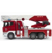 Scania R Serisi Merdivenli İtfaiye Aracı