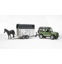 Land Rover Arazi Aracı & At Nakil Aracı