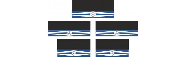 Mercedes-Benz 5li Otobüs Reflektörlü Paçalık Modelleri (Logolu)