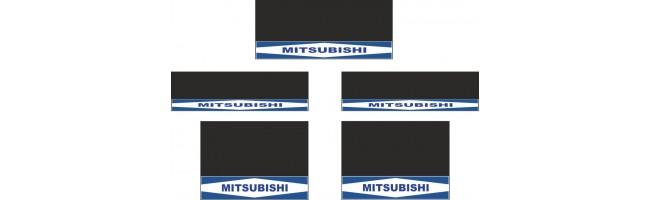 MITSUBISHI 5li Otobüs Reflektörlü Paçalık Modelleri (Lacivert-Beyaz)