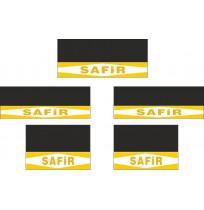 Safir 5li Otobüs Grubu Reflektörlü Paçalık Modelleri (Sarı-Beyaz)