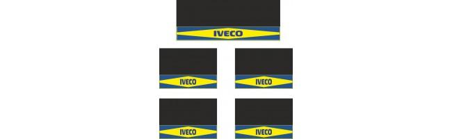 Iveco 5li Midibüs Grubu Reflektörlü Paçalık Modelleri (Sarı-Lacivert)