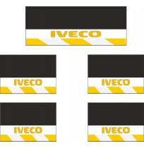 Iveco 5li Midibüs Grubu Reflektörlü Paçalık Modelleri (Sarı-Beyaz)