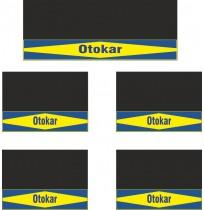 Otokar 5li Midibüs Grubu Reflektörlü Paçalık Modelleri (Sarı-Lacivert)
