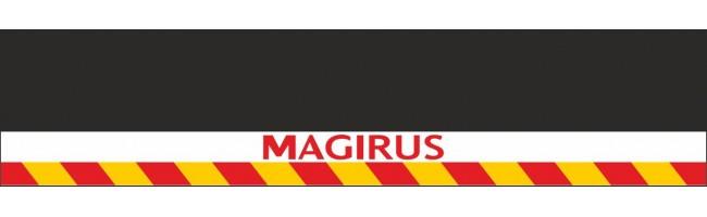 Magırus 5li Otobüs Midibüs Grubu Reflektörlü Paçalık Modelleri (Sarı-Kırmızı)