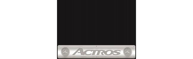 45X60 cm ACTROS PASLANMAZ + BEYAZ REFLEKTİFLİ PAÇALIK