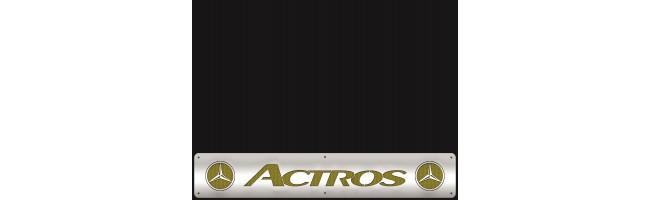 45X60 cm ACTROS PASLANMAZ + SARI REFLEKTİFLİ PAÇALIK