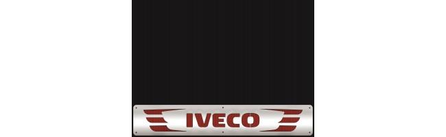 45X60 cm IVECO PASLANMAZ + KIRMIZI REFLEKTİFLİ PAÇALIK