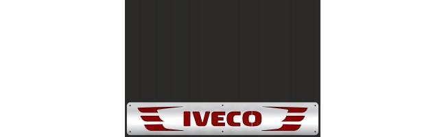35X50 cm IVECO PASLANMAZ + KIRMIZI REFLEKTİFLİ PAÇALIK