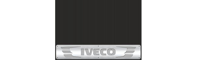 35X50 cm IVECO PASLANMAZ + BEYAZ REFLEKTİFLİ PAÇALIK