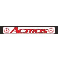 35X240 cm Actros Baskılı Kamyon Paçalığı