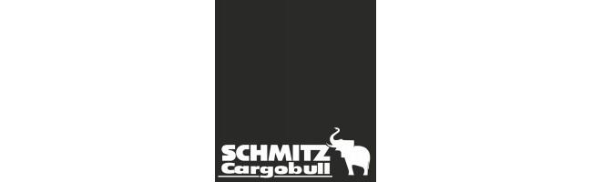 45X40 cm Schmitz Cargobull Baskılı Kamyon Paçalığı