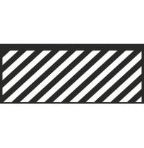25X60 cm Çizgili Kamyon Paçalığı