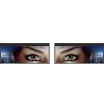 25X60 cm Göz Baskılı Kamyon Paçalığı
