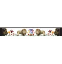 35X240 cm Aslan Baskılı Kamyon Paçalığı