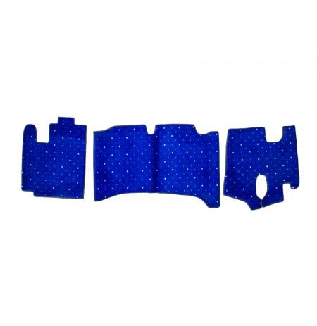 Atego 2006 Halı Paspas ( Mavi )