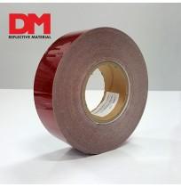 DM 9600 Sert Zemin Kırmızı Reflektif Şerit İşaretleme