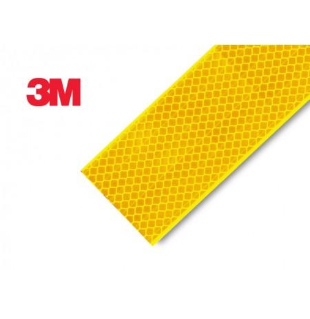 3M Sert Zemin Sarı Reflektif Şerit İşaretleme 983 Diamond Grade