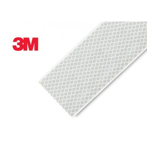 3M Sert Zemin Beyaz Reflektif Şerit İşaretleme 983 Diamond Grade