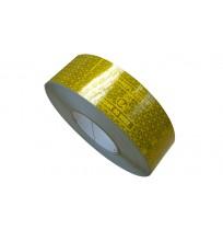 Reflexite ( Orafol ) Sert Zemin Sarı Reflektif Şerit İşaretleme VC 104+