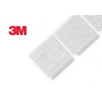 3M Yumuşak Zemin Beyaz Reflektif Şerit ( Kesikli ) 997S Diamond Grade