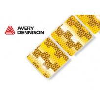 AVERY DENNISON Yumuşak Zemin Sarı Reflektif Şerit İşaretleme V-6750B