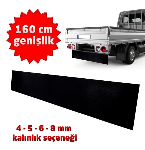 Baskısız Kamyonet Minibüs Pickup Arkası Paçalık Tozluk - 160 cm