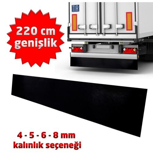 Baskısız Kamyon TIR Dorse Arkası Paçalık Tozluk - 220 cm