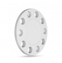 22.5 inç Çember Model Beyaz Plastik Jant Kapağı