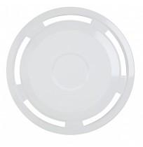 403 Model Beyaz Boyalı Metal Arka Jant Kapağı 22.5 inç