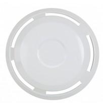 403 Model Beyaz Boyalı Metal Ön Jant Kapağı 22.5 inç