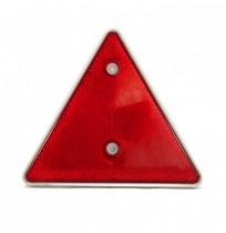 Üçgen Reflektör Kırmızı 15cm