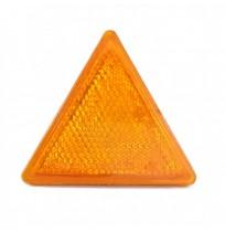 Üçgen Reflektör Sarı 7.5cm