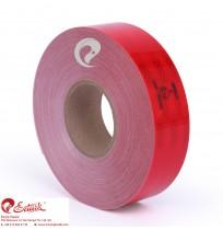 MN Tech Sert Zemin Kırmızı Reflektif Şerit İşaretleme - Ece 104 Onaylı -RS1125
