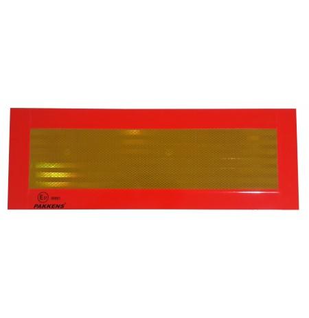 TIR Treyler Kasa Reflektörü E37 (Levhalı RF)