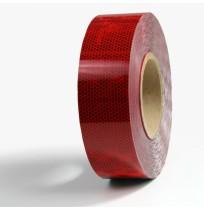AVERY DENNISON Sert Zemin Kırmızı Reflektif Şerit İşaretleme V-6700B