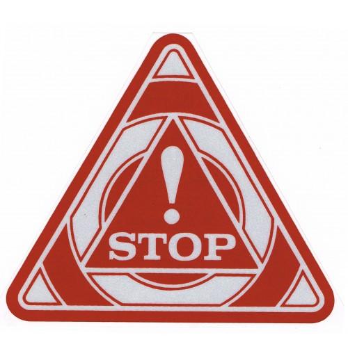 Reflektörlü Uyarı İşaretleri ( DUR )